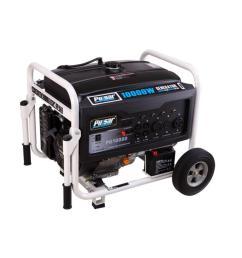 pulsar 10 000 8 000 watt gasoline powered electric recoil start portable generator with 420 [ 1000 x 1000 Pixel ]