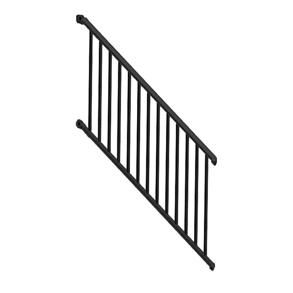 painting aluminum railing