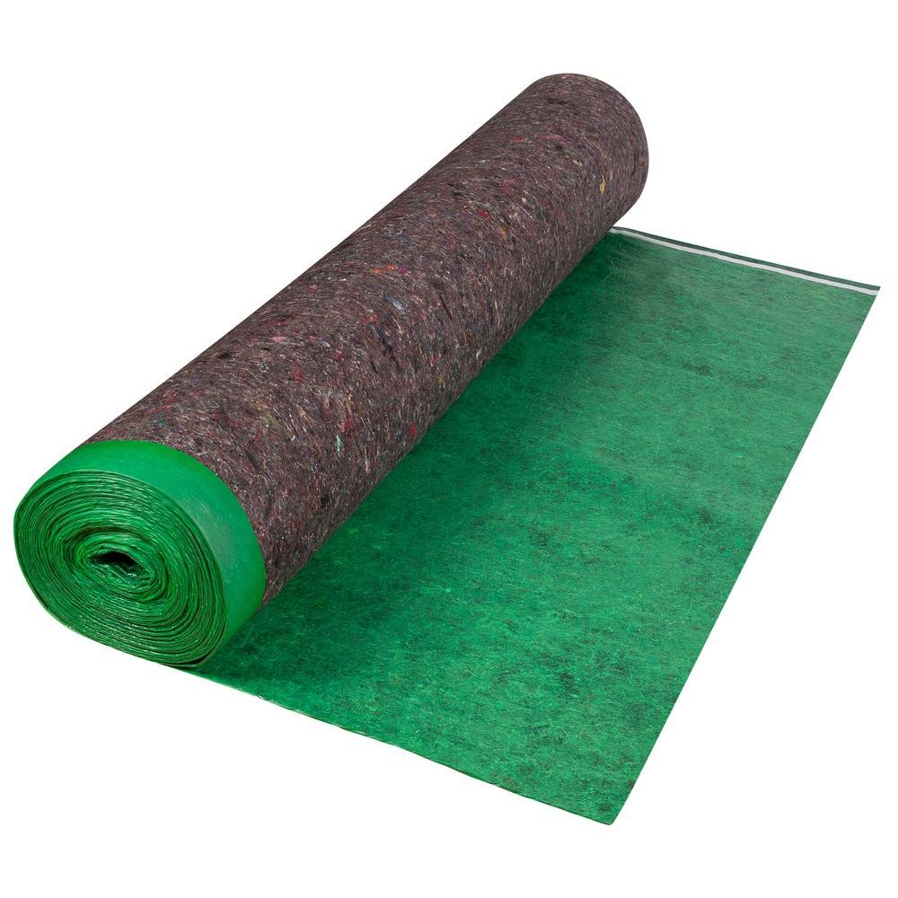 Laminate Floor Underlayment Roll Felt Cushion 3 mm Thick