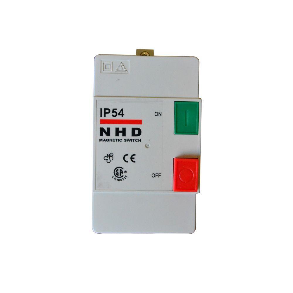 medium resolution of magnetic starter switch for 7 5 hp 440 volt 60 hz 3 ph
