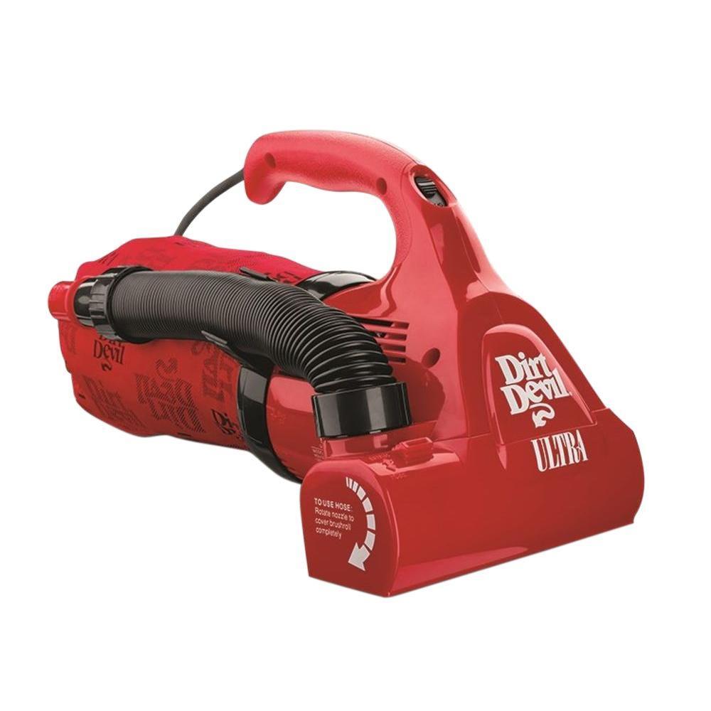 medium resolution of ultra corded bagged handheld vacuum cleaner