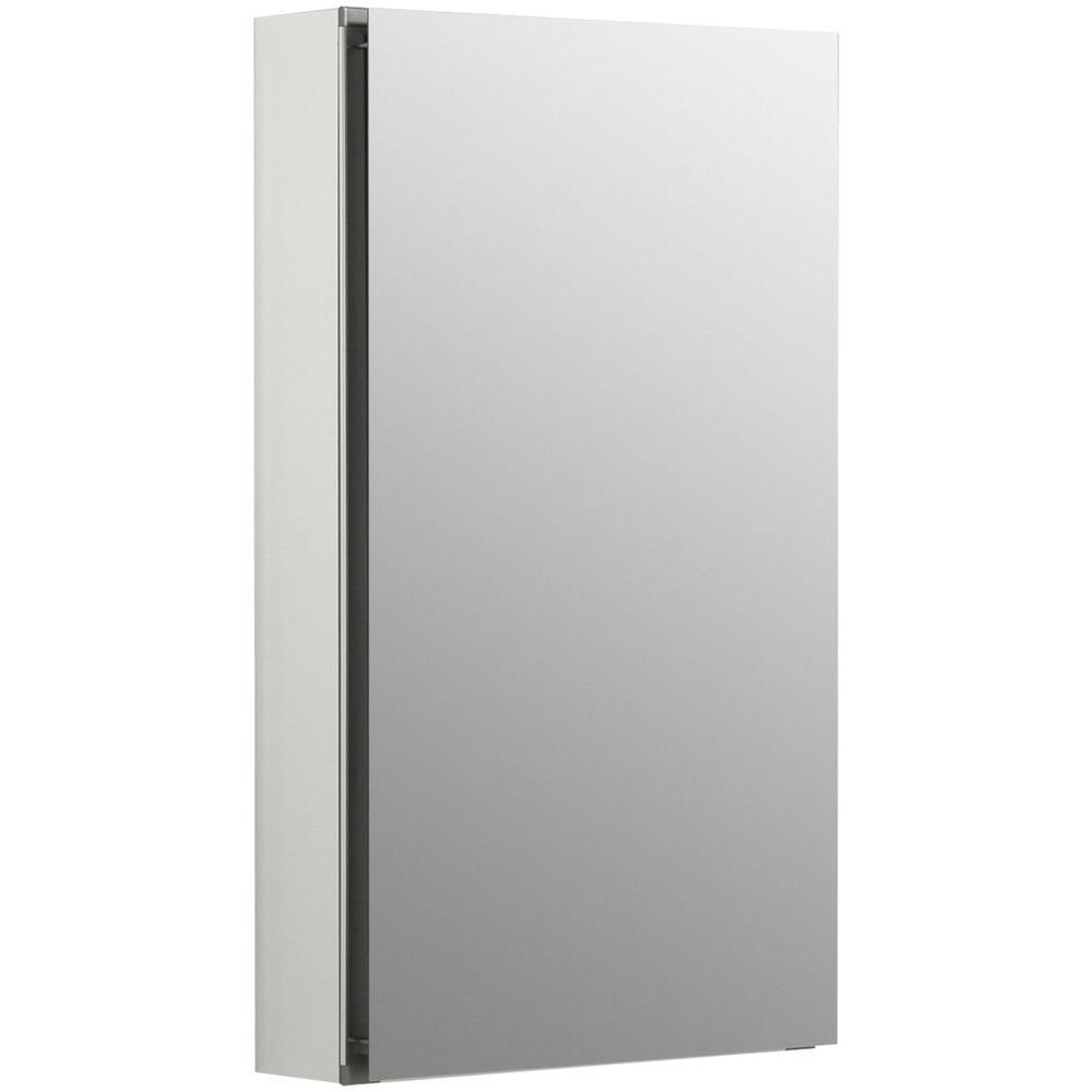 KOHLER Flat Edge 15 in. x 26 in. Recessed or Surface Mount
