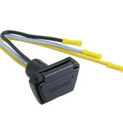 trolling motor connectors female 3 wire 10 gauge 12 volt 24 volt [ 1000 x 1000 Pixel ]