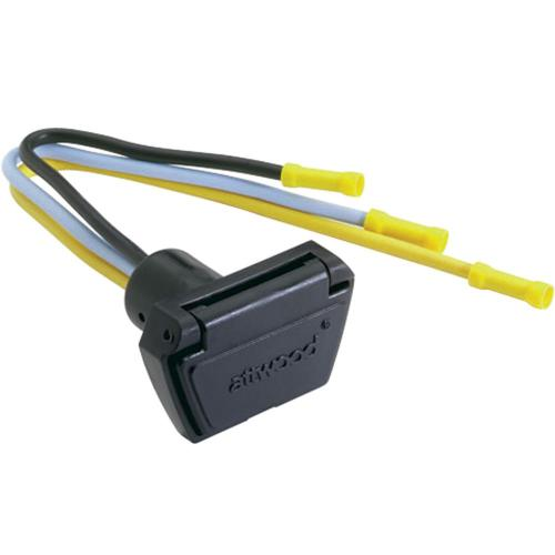 small resolution of trolling motor connectors female 3 wire 10 gauge 12 volt 24 volt