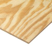 15/32 in. x 4 ft. x 8 ft. 3-Ply RTD Sheathing-166073 - The ...