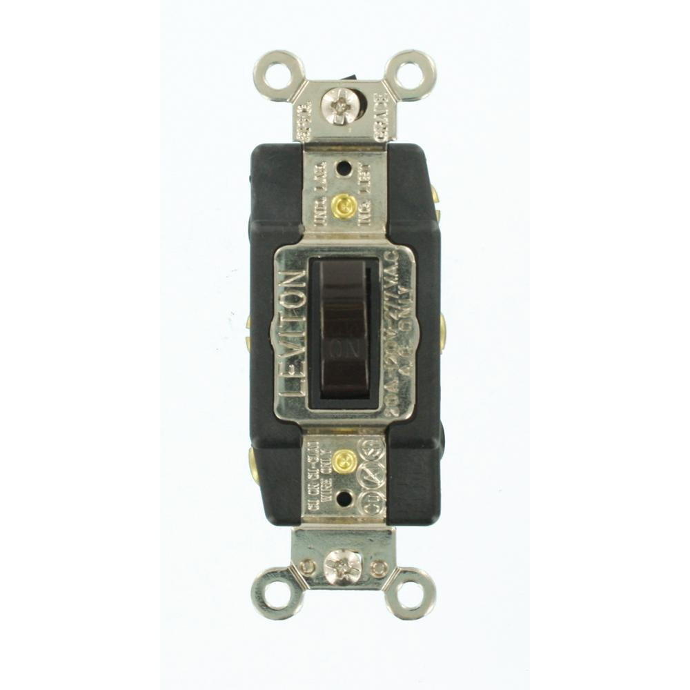 medium resolution of leviton 20 amp industrial grade heavy duty double pole double throw leviton single pole double throw switch wiring diagram