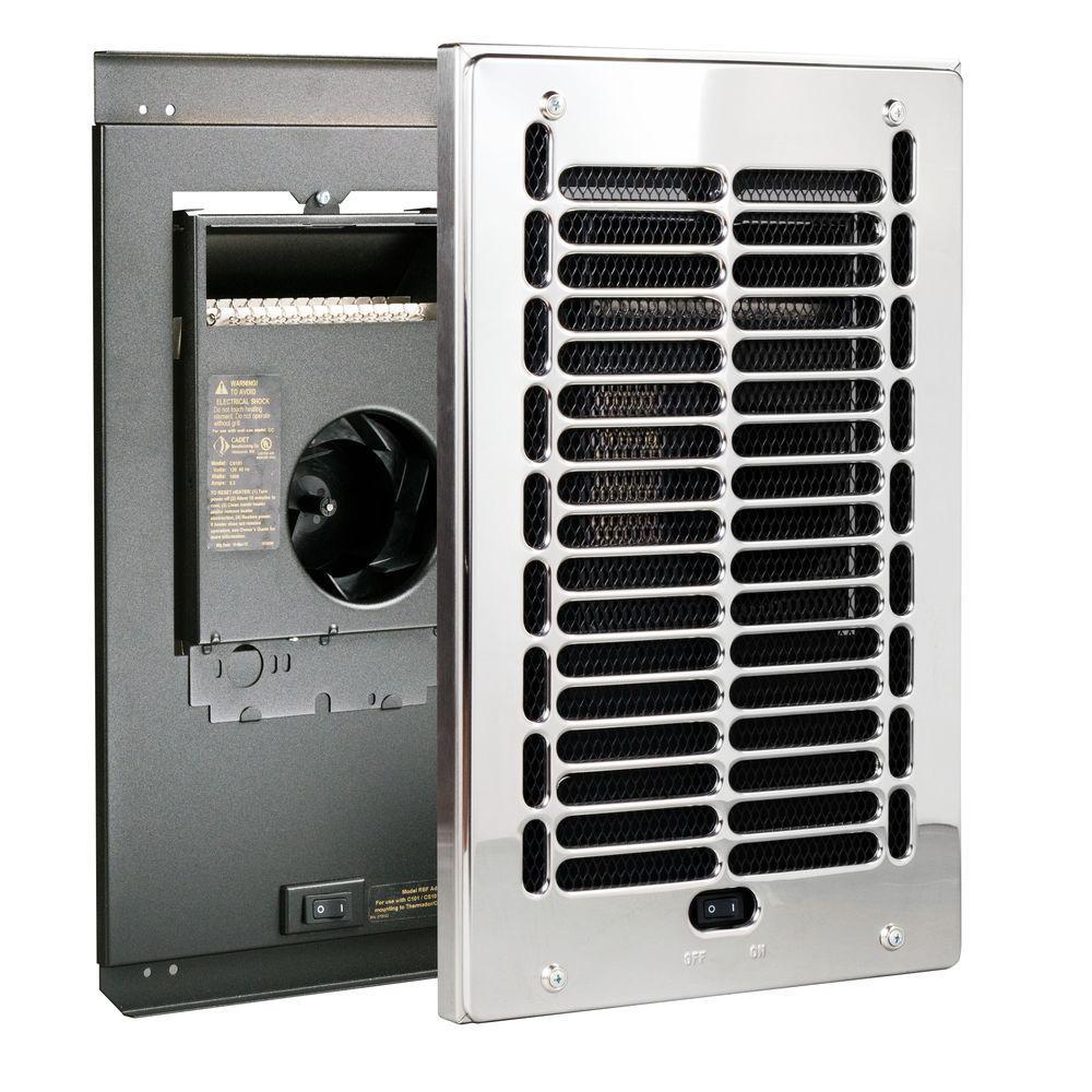 hight resolution of rbf series 1000 watt 120 volt electric fan forced in wall bath