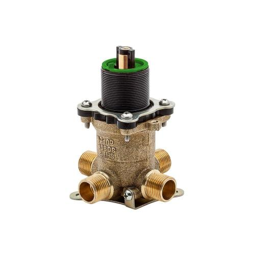 small resolution of pfister single control pressure balance tub shower valve