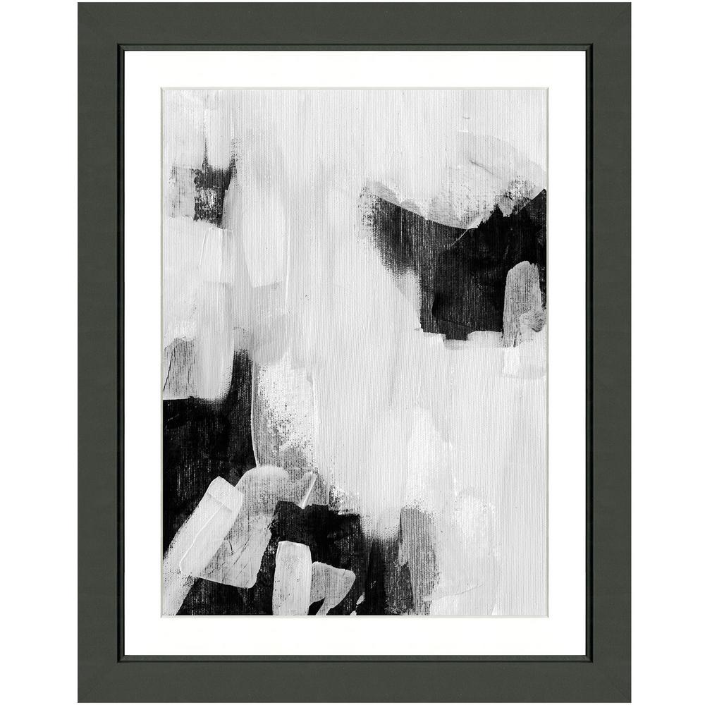vintage print gallery black