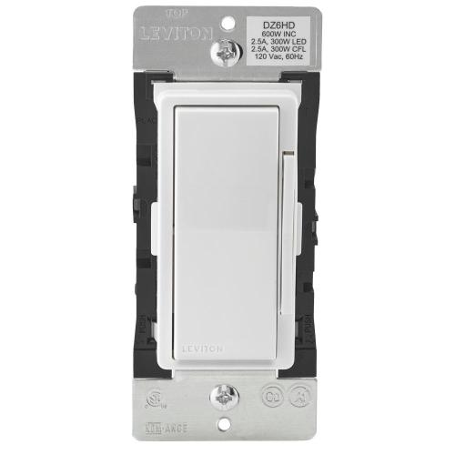 small resolution of leviton decora smart with z wave technology 600 watt dimmer white aspire dimmer wiring diagram