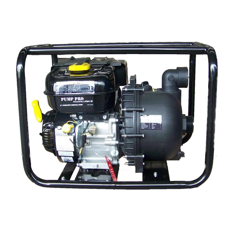 hight resolution of 2 1 2 hp chemical corrosive gas powered water pump