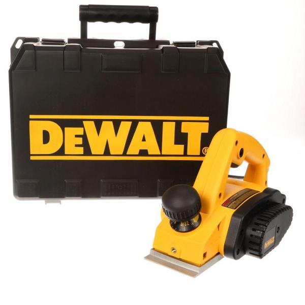 Dewalt 7 Amp 3-1 4 In. Corded Hand Planer Kit-dw680k