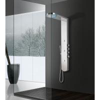 BOANN 3-Jetted Full Body Shower Panel System with Moon LED ...
