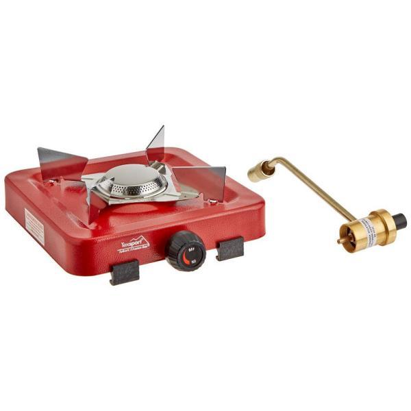 Texsport Single Burner Propane Stove-14204 - Home Depot