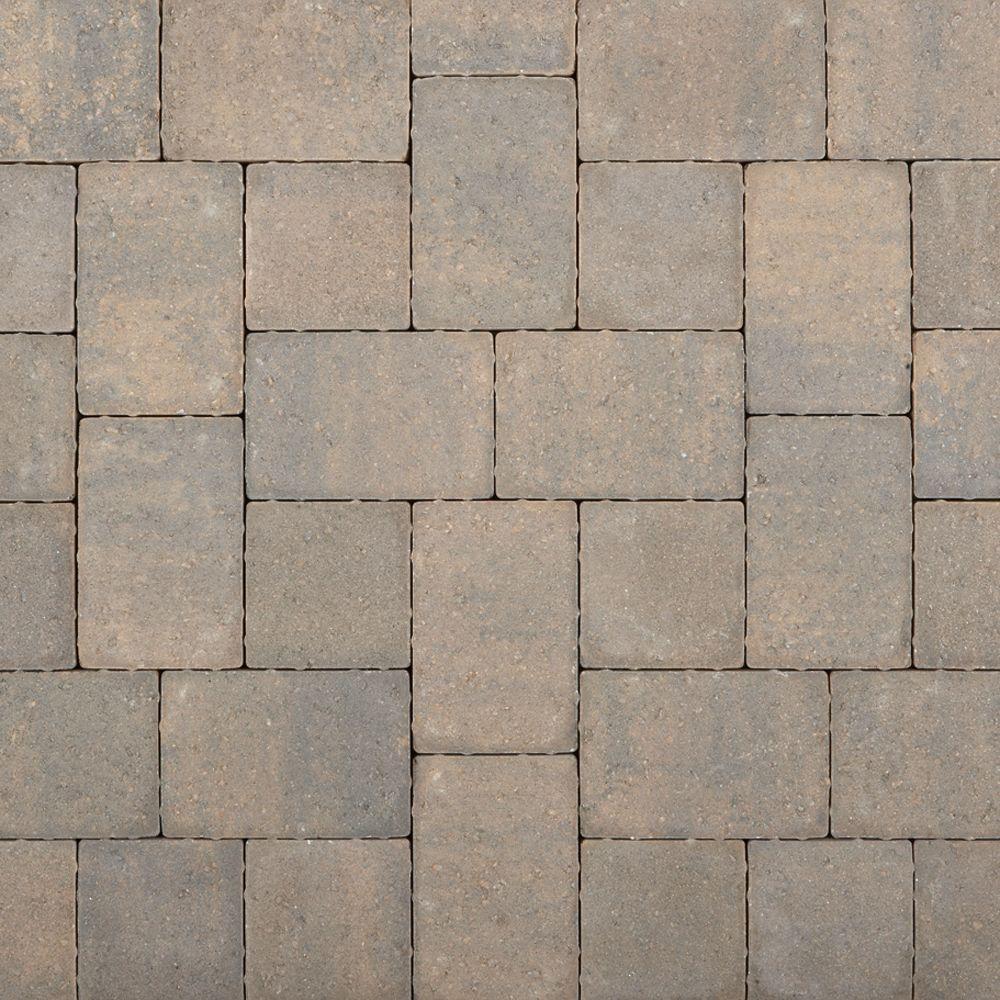 concrete pavers home depot