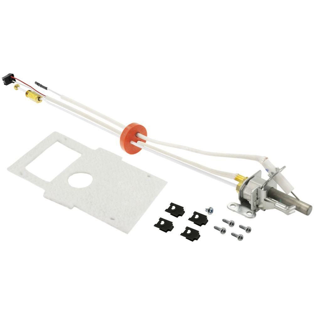 hight resolution of rheem protech pilot thermopile assembly kit for natural gas water heaters