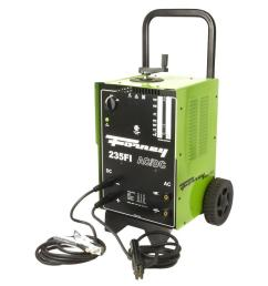 forney 230 volt 230 amp 235fi ac dc arc welder [ 1000 x 1000 Pixel ]