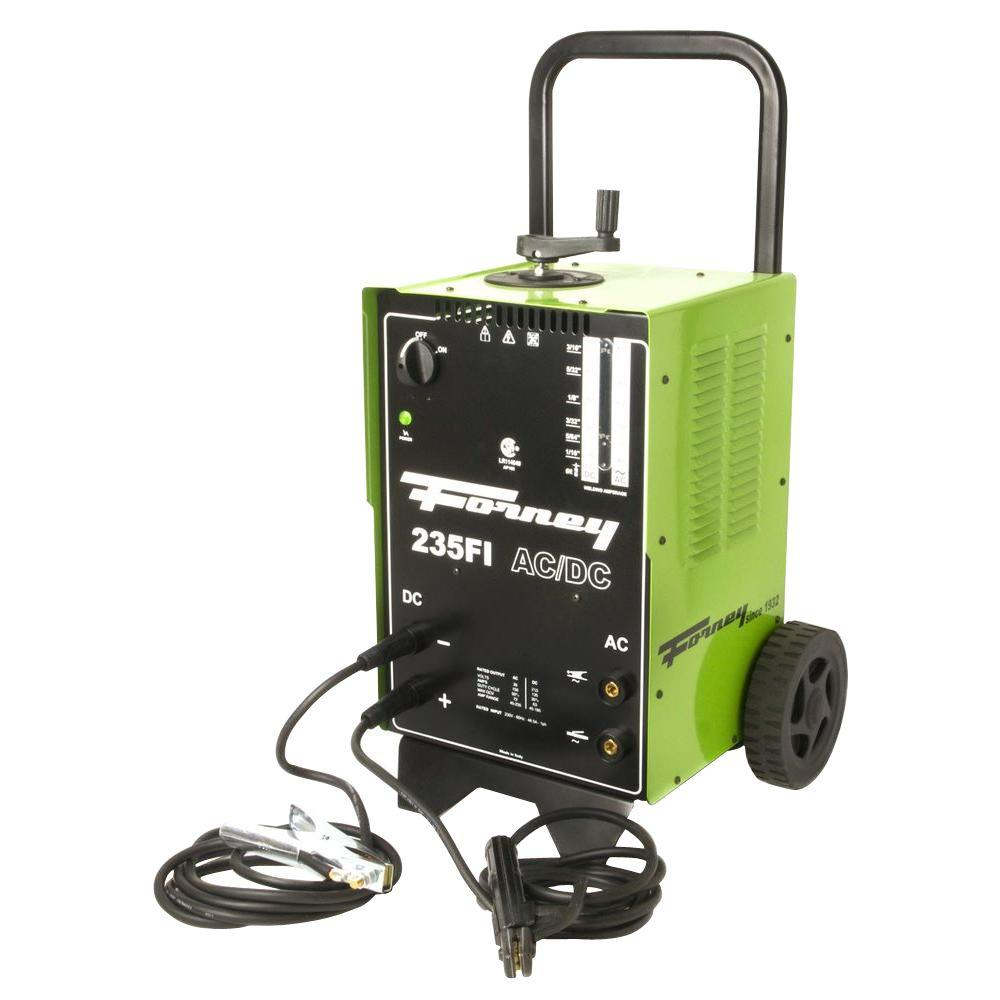 hight resolution of forney 230 volt 230 amp 235fi ac dc arc welder