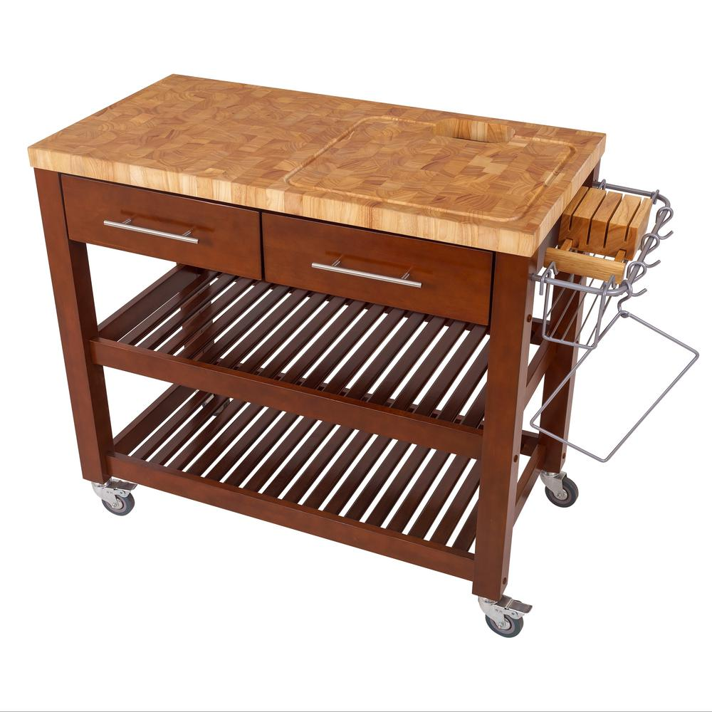 kitchen work station instock cabinets chris and espresso jet7749 the home depot
