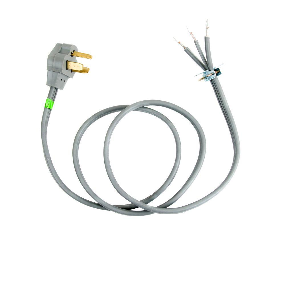 medium resolution of 3 wire 30 amp dryer power cord