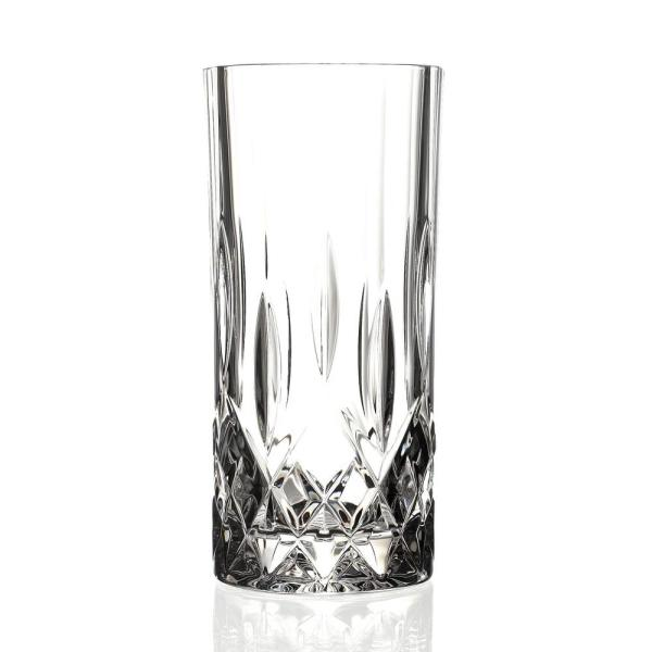 Lorren Home Trends 12 fl. oz. RCR Opera Crystal HighBall