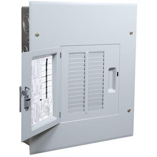 small resolution of powermark gold 125 amp 14 space 24 circuit indoor main lug circuit breaker panel