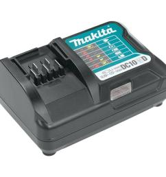 makita 12 volt max cxt lithium ion battery charger [ 1000 x 1000 Pixel ]