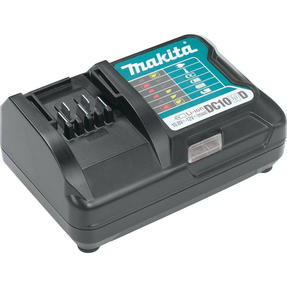 medium resolution of makita 12 volt max cxt lithium ion battery charger