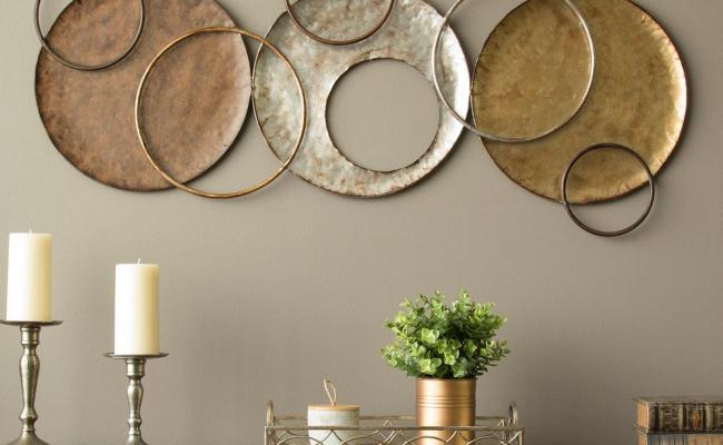 Stratton Home Decor Knoxville Metal Wall Decor S09558