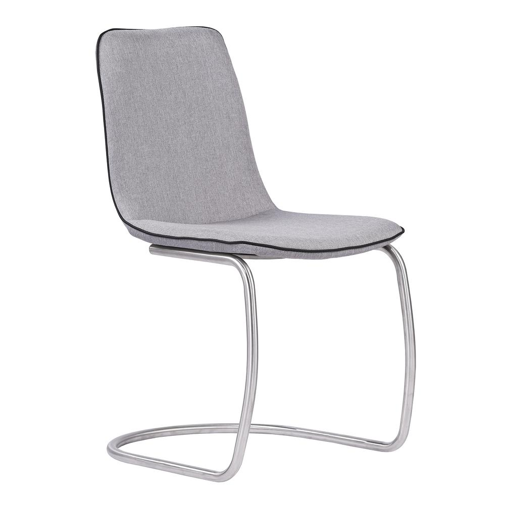 pewter chair folding plastic chairs armen living brittany dining set of 2 lcbtsipw the