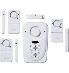 home security window or door alarm kit [ 1000 x 1000 Pixel ]
