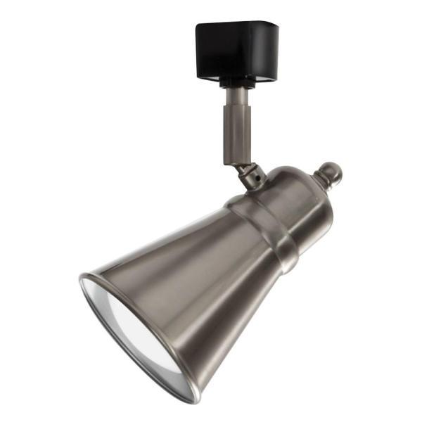 Lithonia LED Track Lighting Brushed Nickel