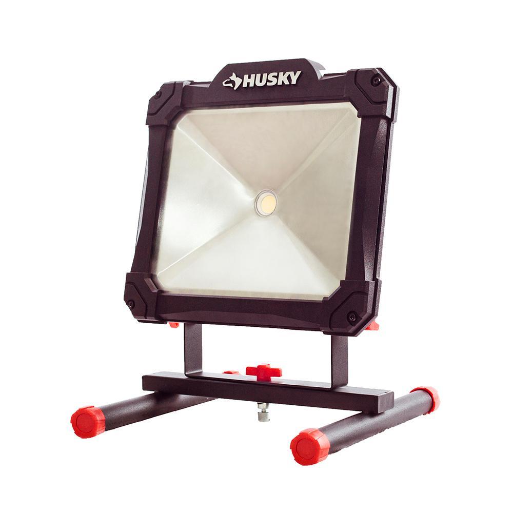 hight resolution of 2500 lumen portable led work light