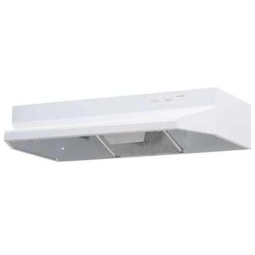 small resolution of broan 40000 series 30 in under cabinet range hood with light in white