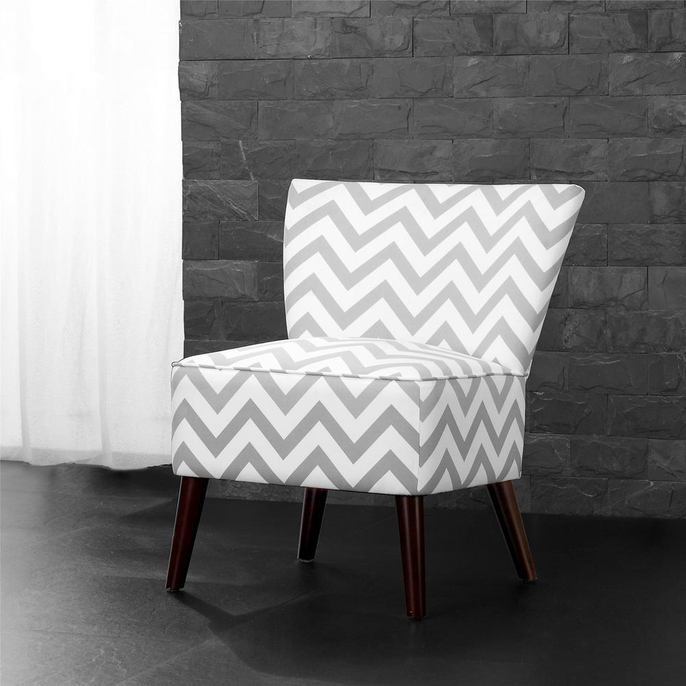 grey and white accent chair woven outdoor dorel living chevron gray fa3997 mwc the home depot