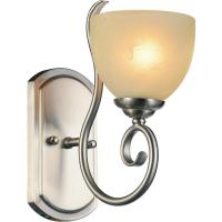 CWI Lighting Cristini 3-Light Satin Nickel Sconce ...