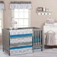 Trend Lab Monaco 3-Piece Crib Bedding Set-100126 - The ...