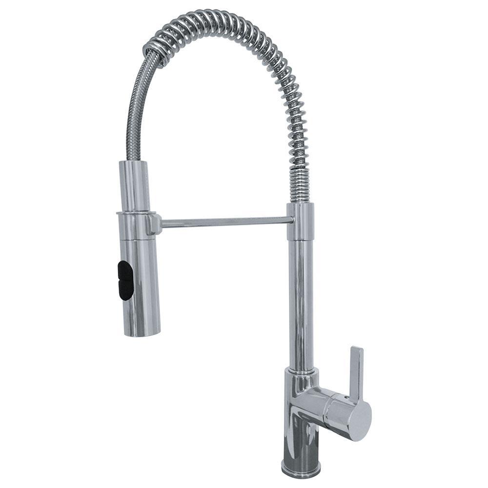 Franke Fuji Single-Handle Pull-Down Sprayer Kitchen Faucet
