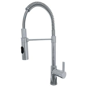 Franke Fuji Single-Handle Pull-Down Sprayer Kitchen Faucet