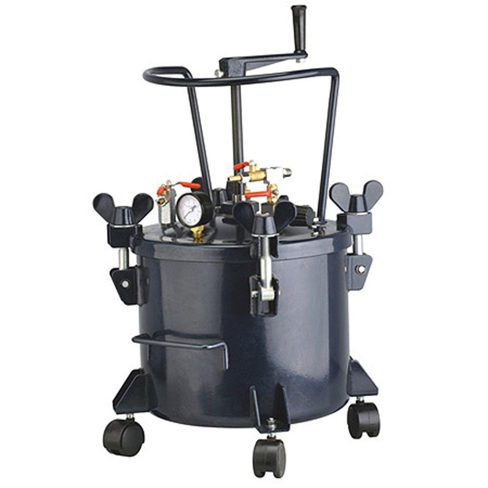 Pressure Pot Paint Sprayer