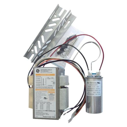small resolution of ge magnetic ballast for 400 watt metal halide case of 3