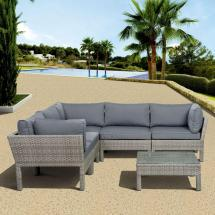 All Weather Wicker Patio Dining Set
