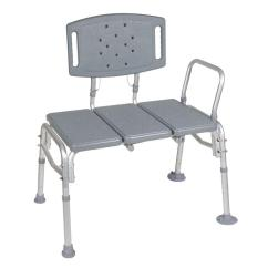 Shower Chair Vs Tub Transfer Bench Most Expensive Ever Sold Drive Heavy Duty Bariatric Plastic Seat 12025kd 1 The Home Depot