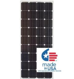 180 watt monocrystalline pv solar panel for cabins rv s and back up power systems [ 1000 x 1000 Pixel ]