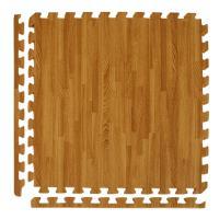 Greatmats Wood Grain Reversible Standard Wood/Tan 24 in. x ...