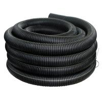 Advanced Drainage Systems 4 in. x 100 ft. Corex Drain Pipe ...