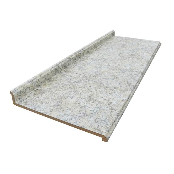 8 Ft White Laminate Countertop Bstcountertops