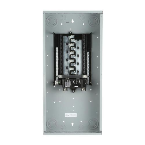 small resolution of siemens es series 200 amp 20 space 40 circuit main breaker indoor load center