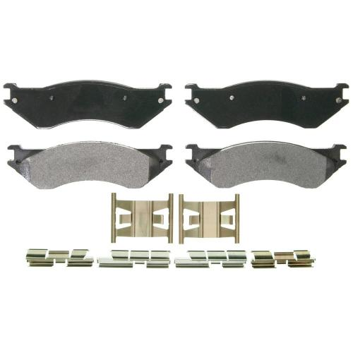 small resolution of disc brake pad set 2000 2001 dodge ram 1500 3 9l 5 2l 5 9l