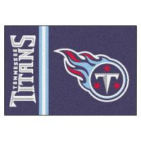 FANMATS NFL - Tennessee Titans Gray Uniform Inspired 2 ft ...
